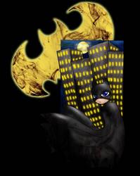 Mini Dark Knight by Bunnygirle26