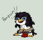 Nork Penguin by Bunnygirle26