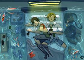 I only sleep free by irrevocably-delicous