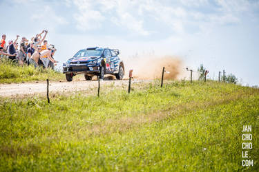 Sebastien Ogier- Julien Ingrassia by chocholik