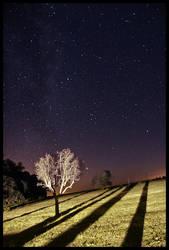 Starry night by joneartista