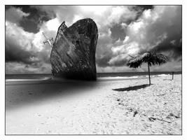 The Wreck by joneartista