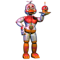 Funtime Chica by 3D-Darlin