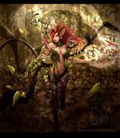 League of Legends - ZYRA by ElinTan