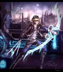 League of Legends - EZREAL by ElinTan