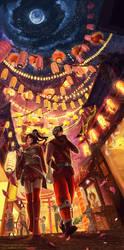 Festival of Lights by ElinTan
