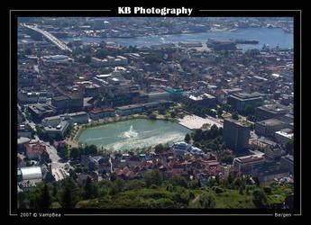 Bergen Town by VampBea