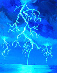Lightning by befearless247