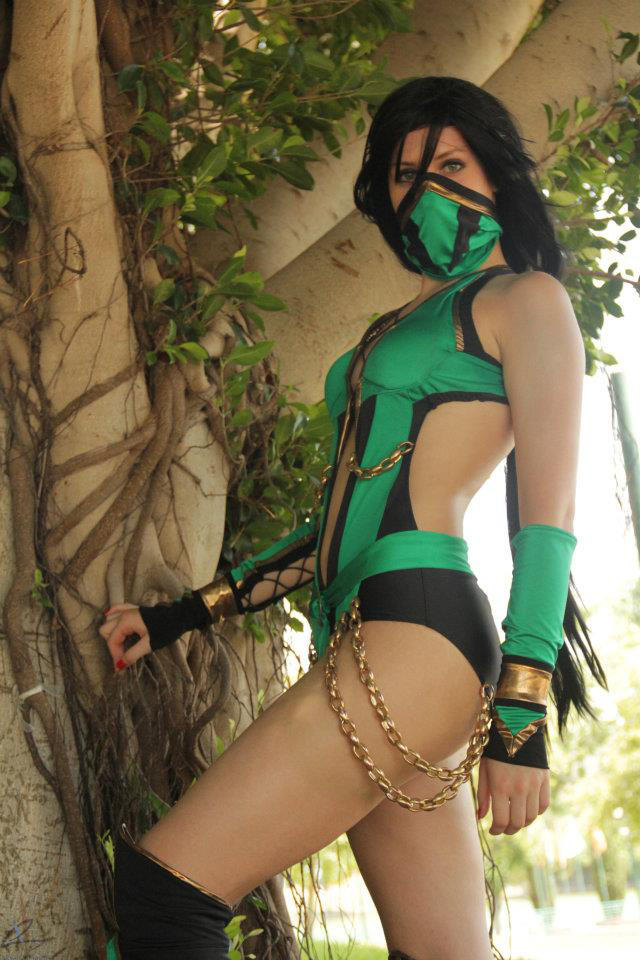 Mortal Kombat 9 Jade Cosplay By Dieforkawaii On Deviantart