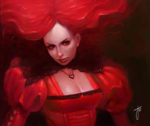 Red Queen by cjJoker