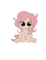 .:DOLL:. Adopted Pony -Flo- by Gr8AndPowerfulAroura