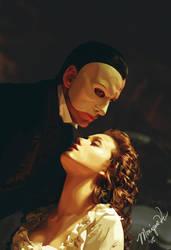 The Phantom of the Opera by decep