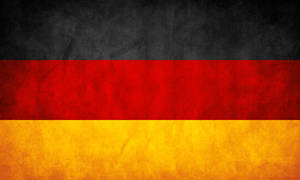 Germany Grunge Flag by think0