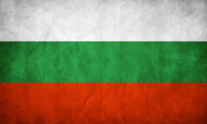 Bulgaria Grunge Flag by think0