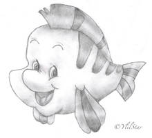 Flounder by YlilStar