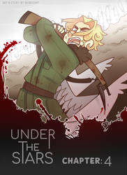 UTS - Chapter 4 Cover by Rigiroony