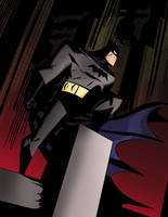 Beware The Batman by crost92