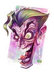 The Joker by MrTristan