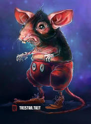 Michael Mouse by MrTristan