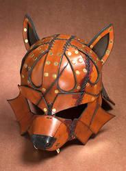 Wolf Helm by Dmitriwolf