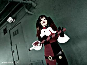 Harley Quinn - Cosplay 01 by BrendaBirkin