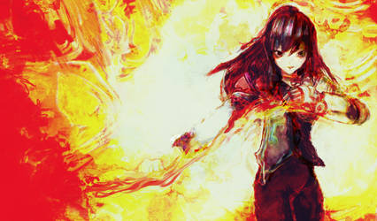 Reckka Manga Character by HiddenJester24