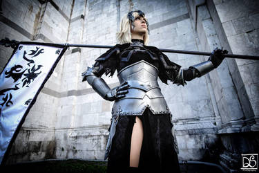 Alter Ruler Cosplay - Jeanne d'Arc by Dorigatto