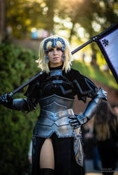 Jeanne d'Arc - Alter Ruler Cosplay by Dorigatto