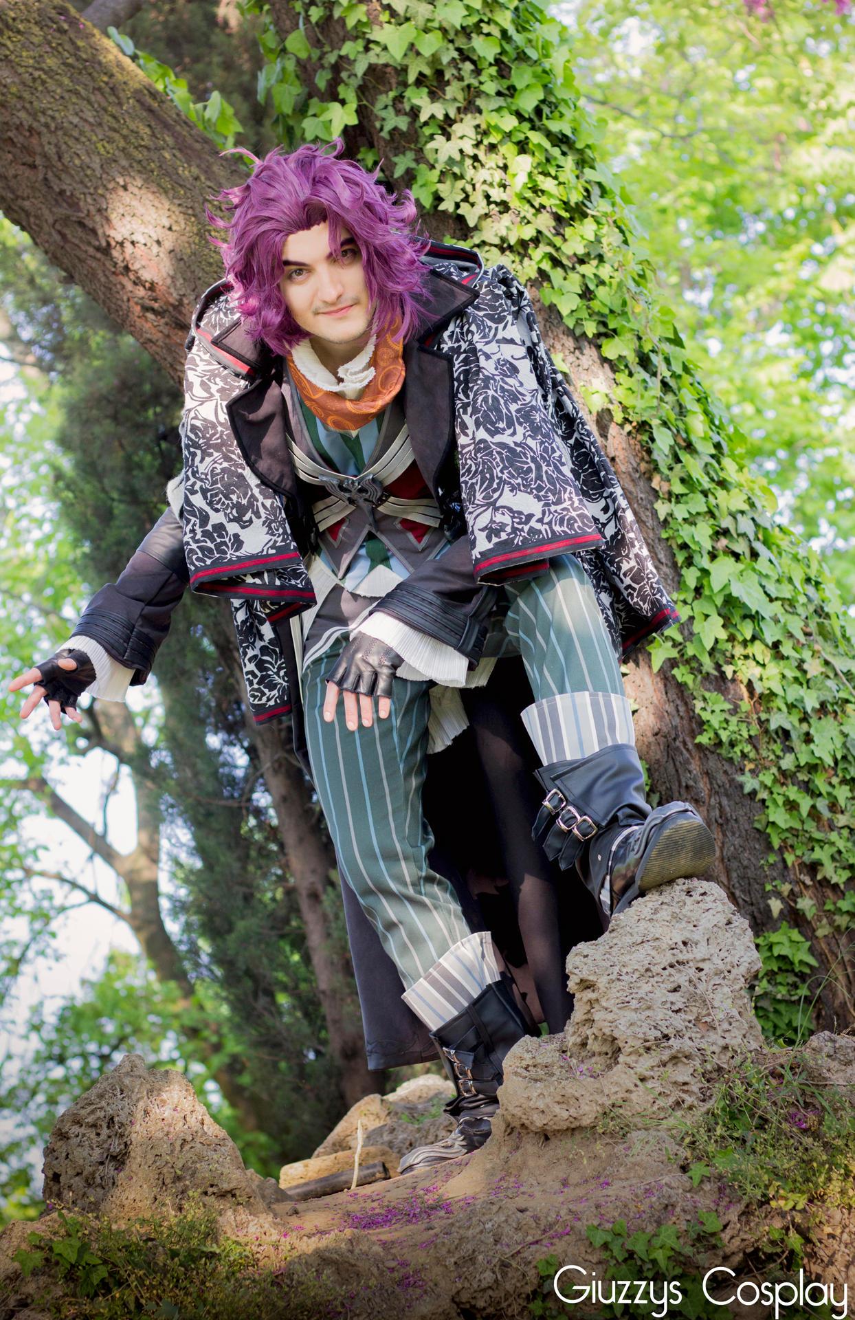 Ardyn Izunia Cosplay - Final Fantasy XV by Dorigatto