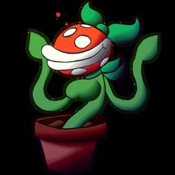 Smexy Pirahna plant by AmmyDaroach