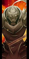 Fullmetal Alchemist - Alphonse Elric by Ric9Duran