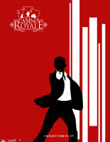 James Bond GD Poster by TonyFbaby