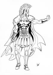 Alexander the Great concept by pirrobo
