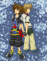 KH2_Two as One_ by tae-