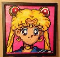 Sailor Moon by Amber--Lynn
