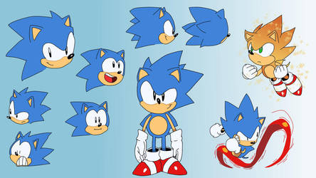 Tyson Hesse Classic Sonic Practice by luigimario1991