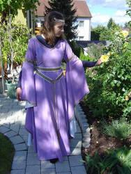Medieval Dress by HEXEnART