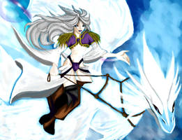 Kuja by Blueness