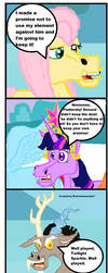 MLP-Keep calm and be logical by Eratosthenes-fan1