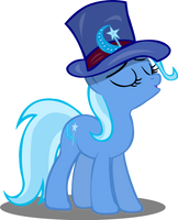 Request 5: The Great and Powerful Trixie by RiskyTheArt