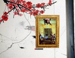 Lovers In Japan by ghealai