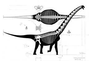 Futalognkosaurus recon by Paleo-King