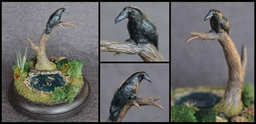 :.The Raven.: by XPantherArtX