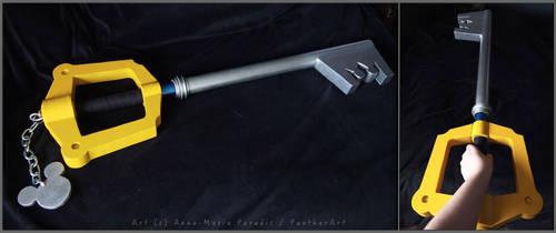 :.Keyblade.: by XPantherArtX