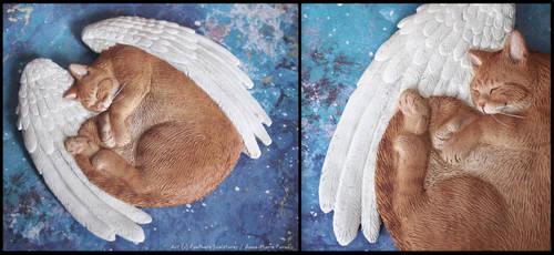 :.Little angel - Simba.: by XPantherArtX