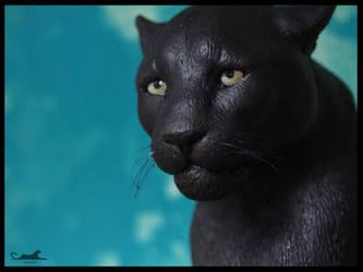 :.Black panther.: by XPantherArtX