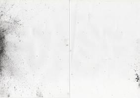 Watercolour splatters I by maf8-stock