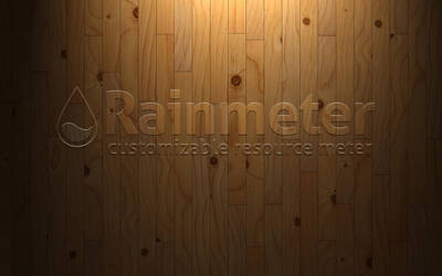 Rainmeter wood 3 by sgtevmckay