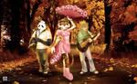 AT Daina baile flamenco by JuliusZHE