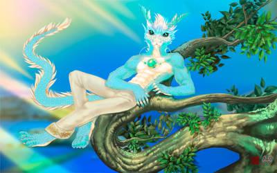 jade dragon fermi by JuliusZHE